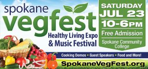 Spokane Vegfest 2016 @ Spokane Community College @ Spokane Community College | Spokane | Washington | United States