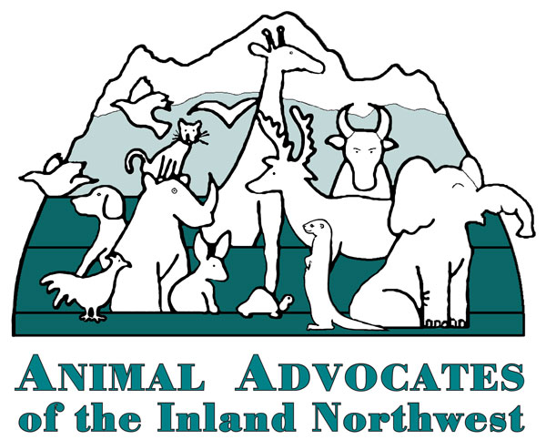 Animal Advocates Spokane VegFest Sponsor